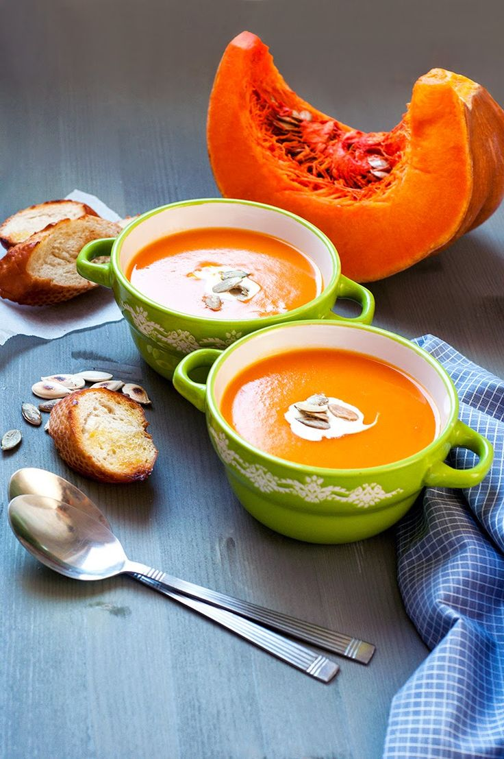 Pumpkin Soup | Everyday Life of the Cook Fan