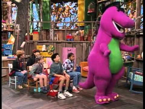 Barney Songs - Flying on an Airplane song - YouTube