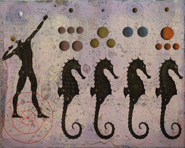 El cazador de cuerpos celestes. Inicia sus estudios en la Escuela Elemental de las Artes Plásticas 20 de Octubre en 1983 para finalmente graduarse en el Instituto Superior de Arte, La Habana, Cuba(1992).