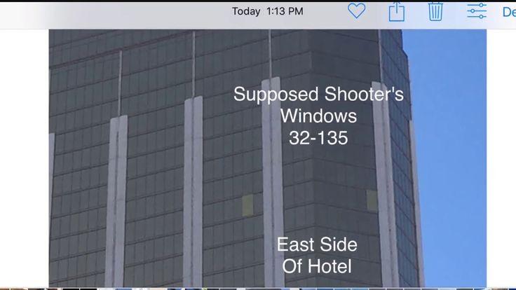 ⚡New  Las Vegas Shooting Mystery Missing Windows on All Sides of Mandala...