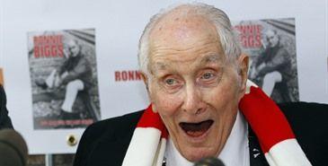 Famoso ladrón Ronnie Biggs muere a los 84 años