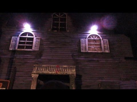 Vlog 10.11.15 [Day 1806] - Fright Fest Haunted Houses at Wild Waves!!