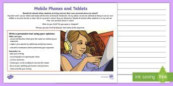NAPLAN Style English Example Tests - Set 3 Persuasive Writing Stimulus - NAPLAN, Persuasive, Writing, Assessment, writing prompt, creative writing,Australia