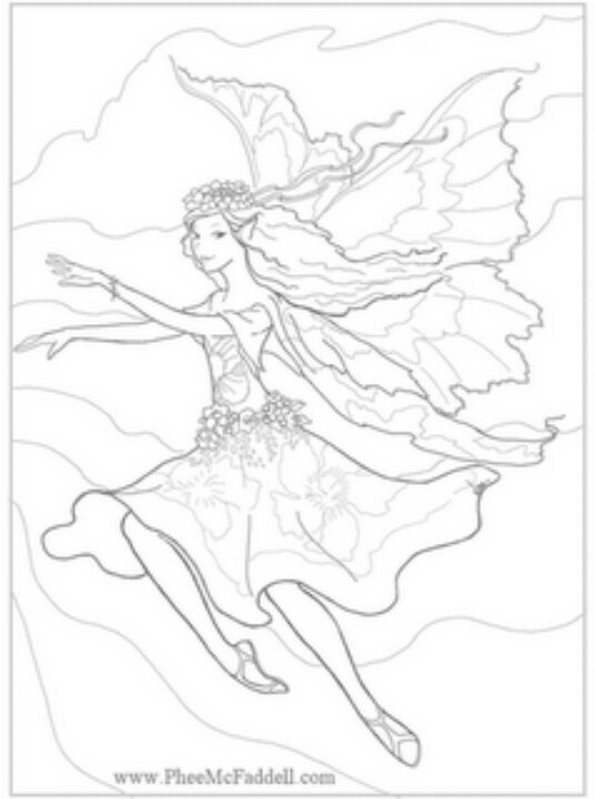 phee mcfaddell coloring pages - photo#23