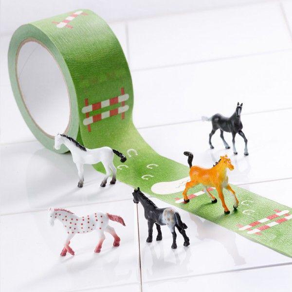 My first Horse Show Klebeband mit Spielpferd günstig online kaufen - Gratis Rücksendung ✓ Versandkostenfrei ab 49 € ✓ Schnelle Lieferung ✓ Jetzt bestellen!