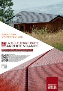 """La 4e édition du concours """" La Tuile Terre Cuite Architendance """" est lancée !"""