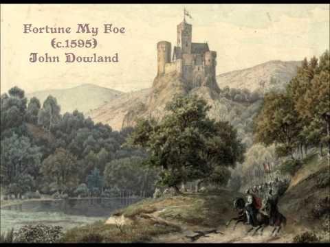 "John Dowland's ""Fortune my Foe"""