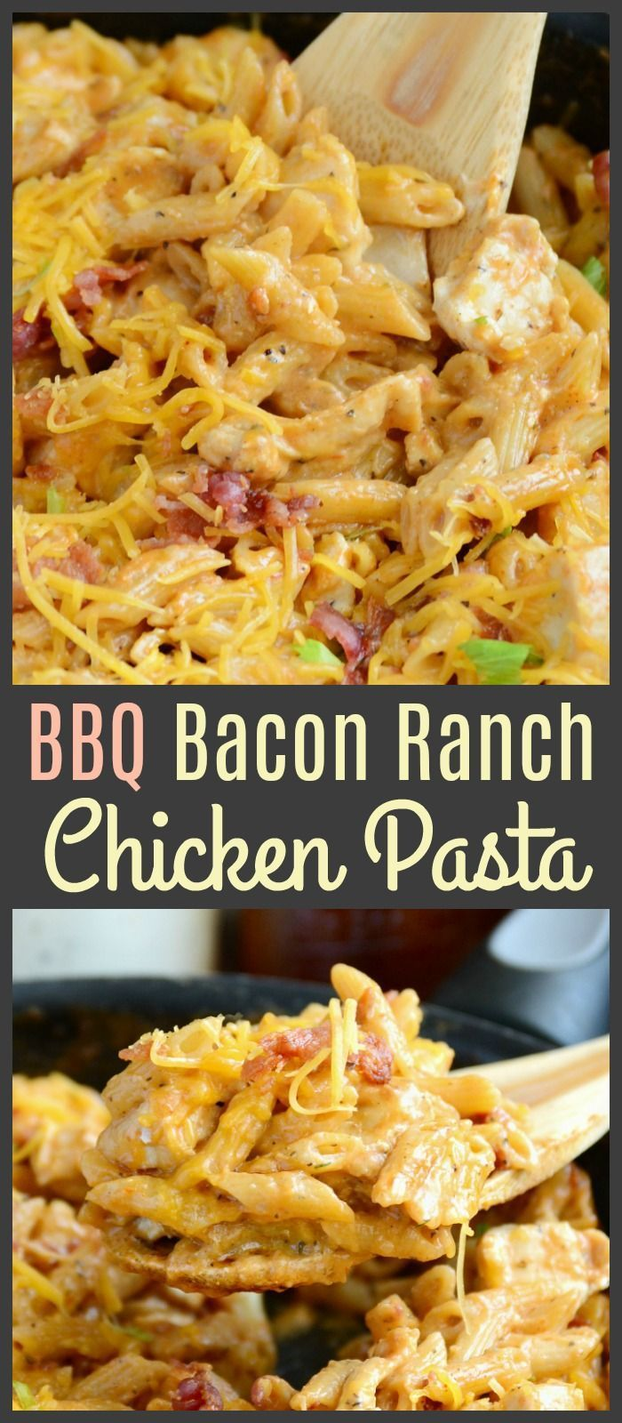 6541 best yummiest recipes a radical pinning experiment images on bbq chicken bacon ranch pasta has all the flavors you love in an easy one pot dinner recipe forumfinder Choice Image