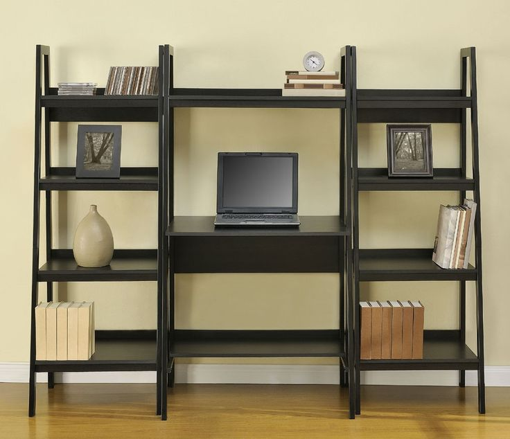 Altra Ladder Bookshelf Desk Combo