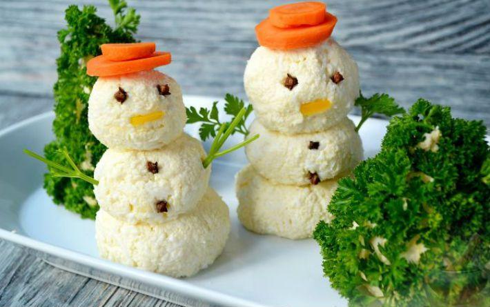 окончив школу снеговик на новогодний стол рецепт с фото некоторых случаях обработка