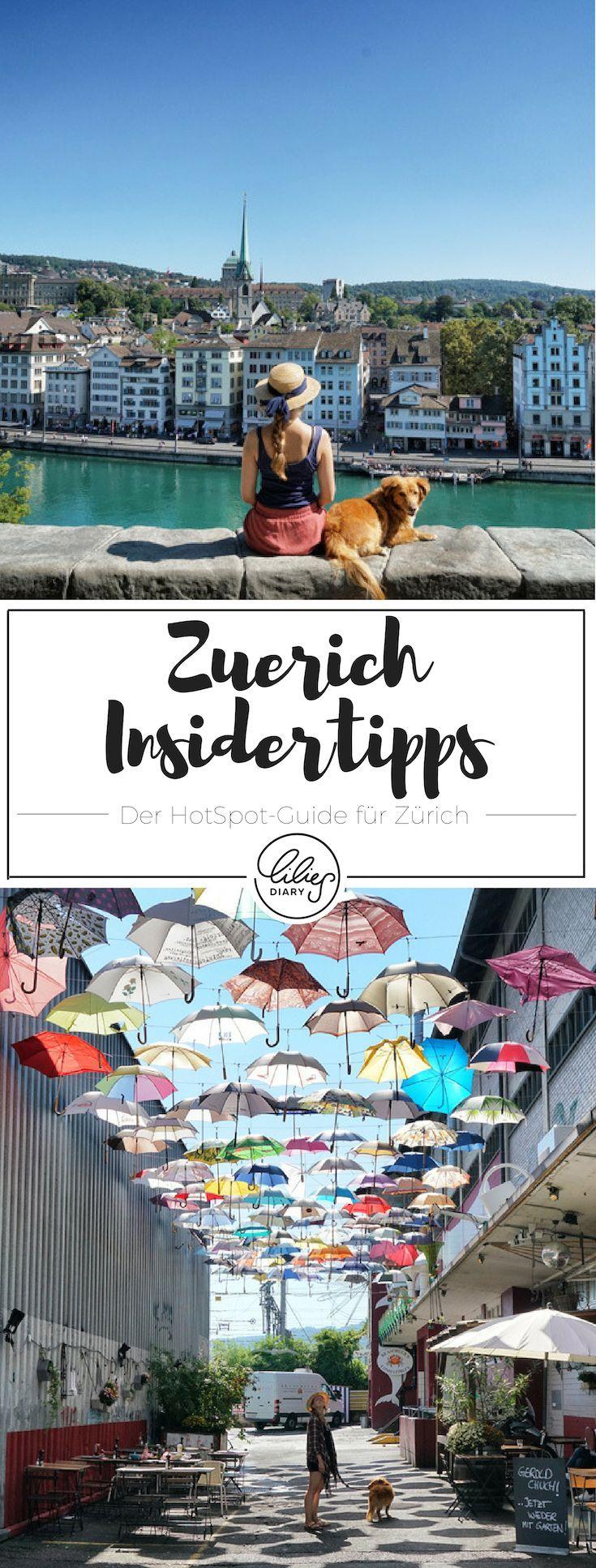 Zürich Sehenswürdigkeiten – außergewöhnliche Orte in Zürich
