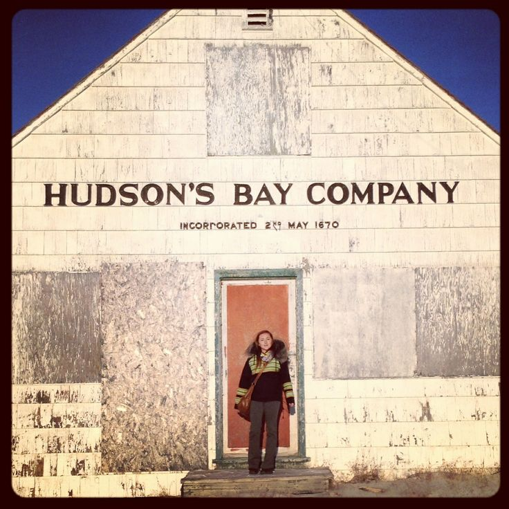 nunavut hudson bay