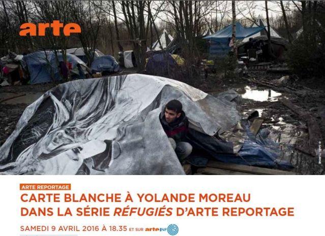 « Nulle part en France » documentaire de Yolande Moreau sur les réfugiés de Calais et Grande Synthe | Toutelaculture | « Nulle part en France » documentaire de Yolande Moreau sur les réfugiés de Calais et Grande Synthe