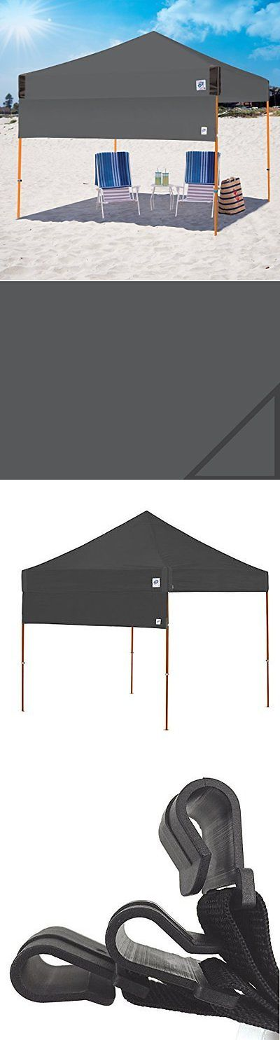 Tent and Canopy Accessories 36120: Instant Canopy Tent 10X10 Half Wall Outdoor Pop Up Gazebo Patio Beach Sun Shade -> BUY IT NOW ONLY: $33.33 on eBay!
