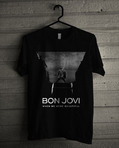 Kaos Bon Jovi - Bikin Kaos Satuan