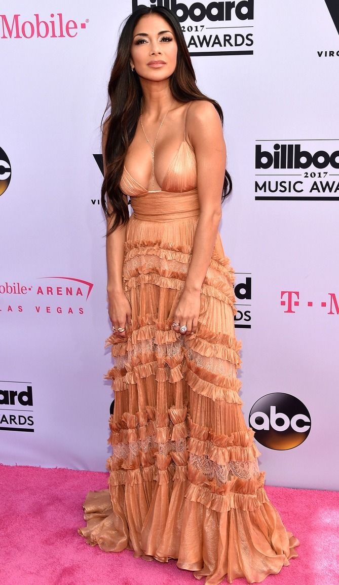 Billboard Music Awards 2017 Best Dressed Stars - Nicole Scherzinger