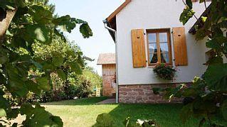 Anwesen+/+Landgut+-+La+Vancelle+++für 8 Personen - Ferienhaus in Region Selestat von @homeaway…
