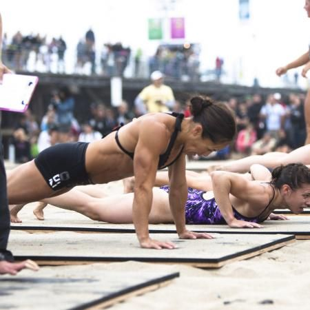 crossfit: Pushup 100, Fit Female, Crossfit Games, Crossfit Motivation, Fitness, 10 Pushup, 2011 Crossfit, Black Suits, Push Up