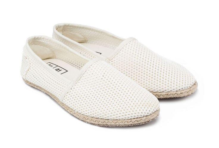 Mesh Slip Ons by 24:01. Collection super comfortable shoes suitable for lazy day. Mesh Slip Ons from 24:01 featuring laser cut details on the entire surface. Casual design makes it suitable footwear worn everyday.  http://www.zocko.com/z/JJ0Fj