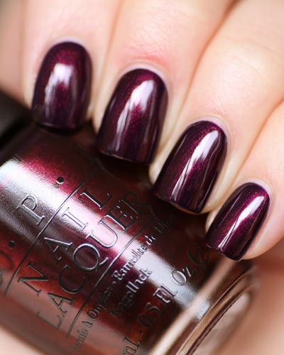OPI Every Month Is Oktoberfest