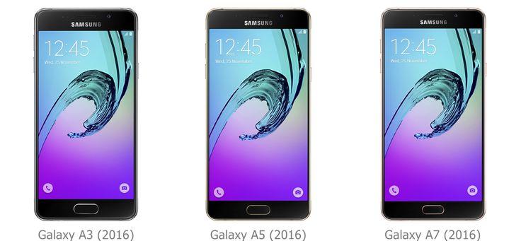 Galaxy A Serisi Yenileniyor
