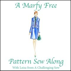 AChallengingSew Marfy Free Patterns Sew Along - Have you tried sewing some Marfy patterns? Quite tempted...