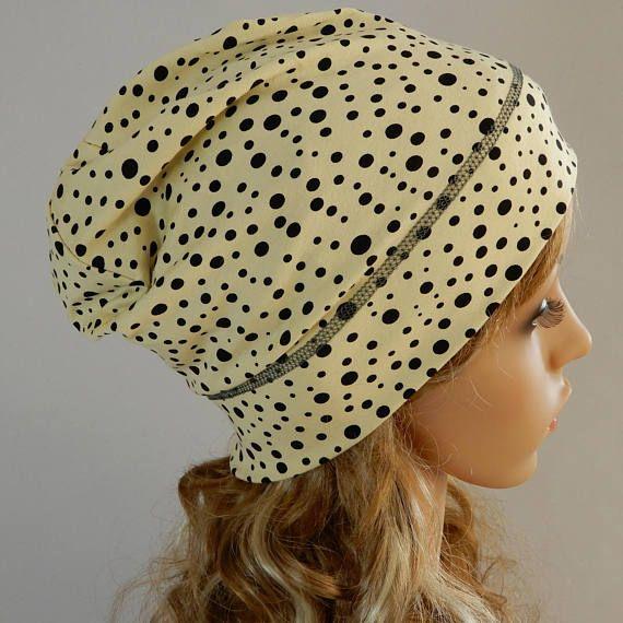Summer lightweight beanie hat Chemo headwear women Viscose