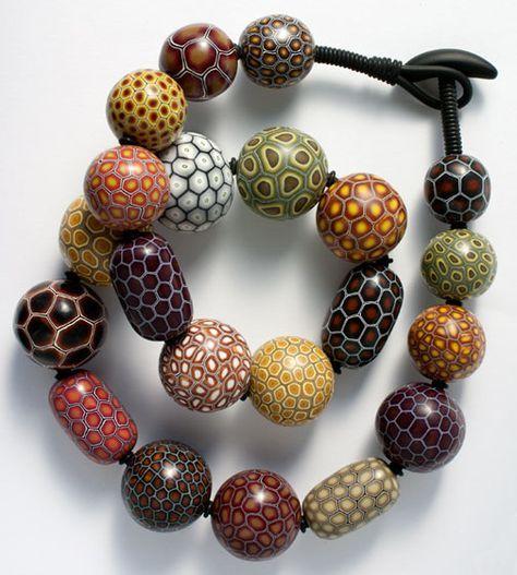 Siamo senza parole davanti alla bellezza di queste palline fatte con il Fimo