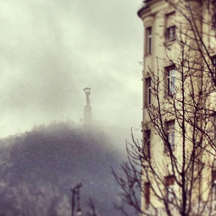 #gellerthill #budapest #autumn