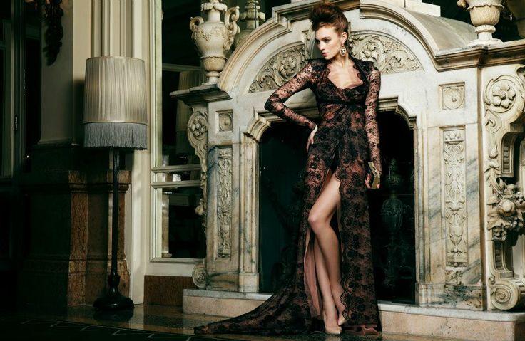 Uel Camilo Evening Dress