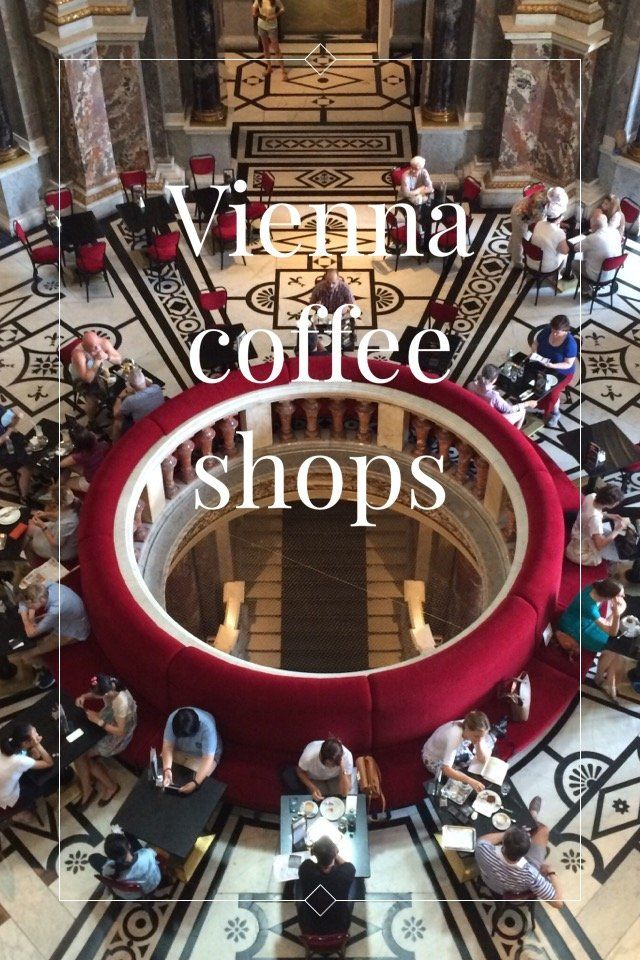 Vienna coffee shops We went to 9 cafe's in 3 days . Loads of  &  Cafe Burgring 1 Cafe central Cafe Kunsthistorisches Museum Cafe Hawelka Coffee & cake at Demel The original Sacher torte at Cafe Sacher