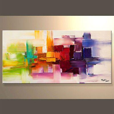 FD0213DF  9newart peinture contemporaine / tableau moderne contemporain