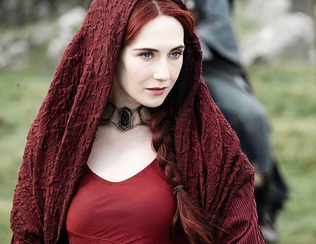 Melisandre - The Red Priestess