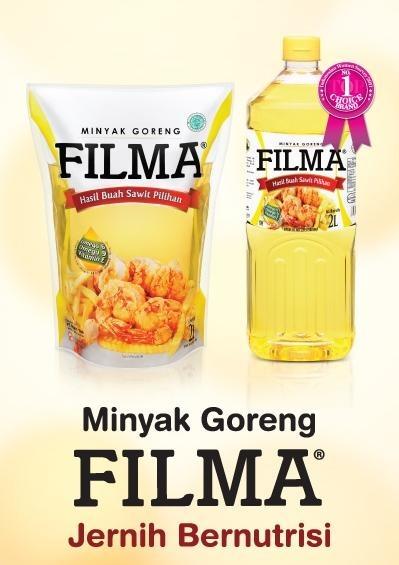 Filma Minyak Goreng Pilihan No 1 Wanita Indonesia