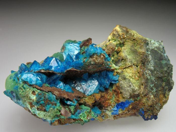 Minerals & Gems ~ LIROCONITE