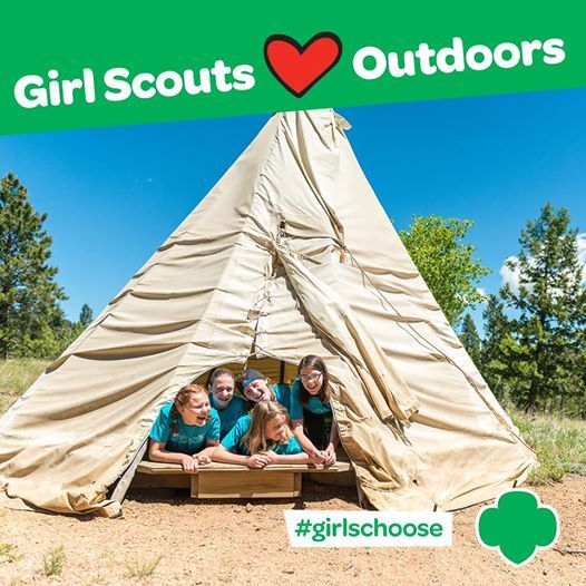 Girls Voted and We Listened!    Help your girl vote on the second phase of Girls' Choice voting for the Outdoor badges today!