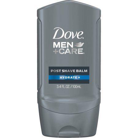 Dove Men+Care Post Shave Balm, Hydrate 3.40 oz Image 2 of 5