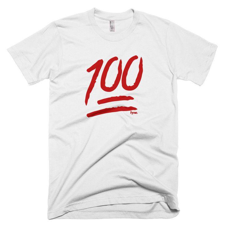 100 Emoji Men's Tee