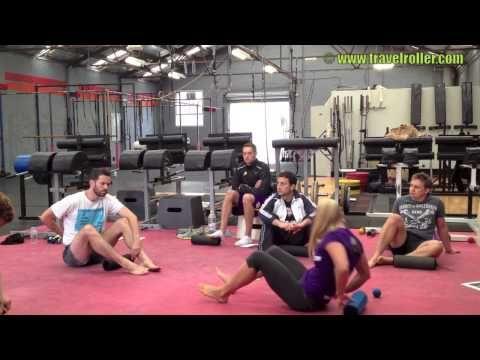 """Roxanne"" CrossFit Burpee Warm-up at CrossFit Palm Beach - YouTube"