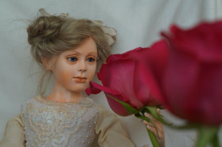 Кукла Есения by artdollcom on Etsy