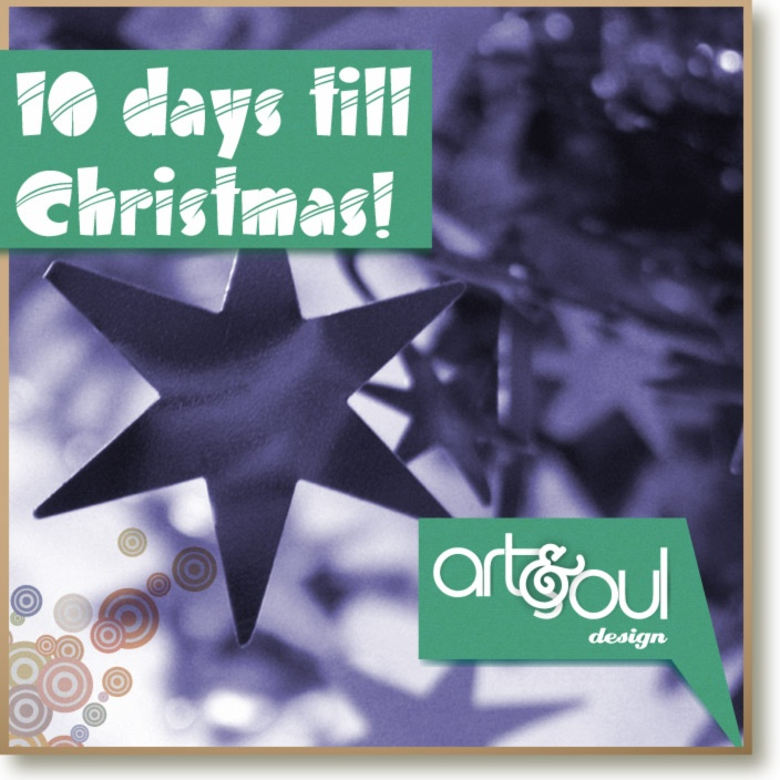 10 days before Christmas... we wish you all the best!