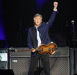 A découvrir Paul McCartney : la set-list et les photos de son concert à Des Moines #oneonone #paulmccartney