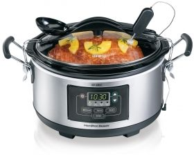 Slow Cookers   Kitchen Slow Cookers   Hamilton Beach