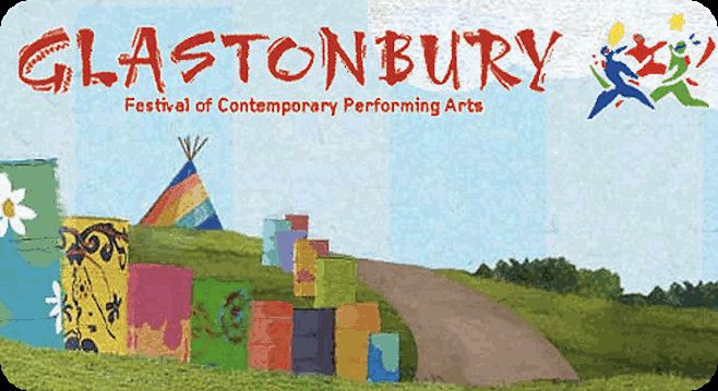 GLASTONBURY FESTIVAL 2014  Since 1970, with a crowd of 1,500 to 2014 with a crowd of 180,000.