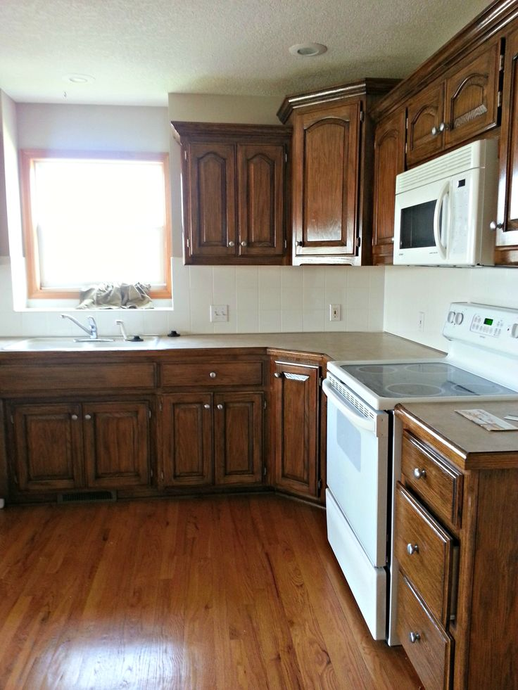 Best 25 Cabinet Stain Ideas On Pinterest Stained