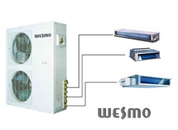 Air Conditioner - Hidden In The Ceiling Air Conditioner Manufacturer & Wholesale Supplier From Hong Kong (china) - Wesmo Asia Pacific Limited