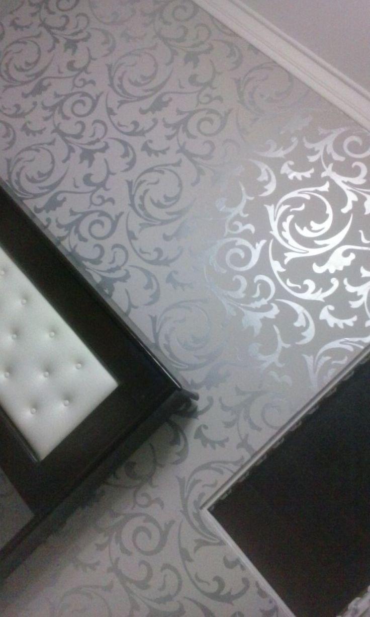 Mejores 35 im genes de papeles tapiz en pinterest - Tapices pared ikea ...