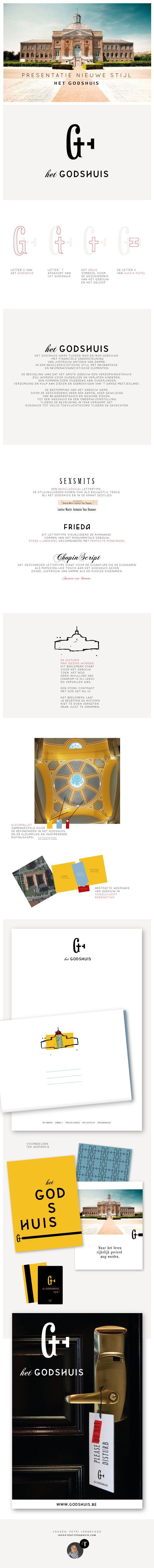 • HUISSTIJL HOTEL • Presentatie Het Godshuis.  Nieuwe huisstijl uitbouwen in:  - zeer speciale visitekaartjes - briefpapier/enveloppen - vouwkaartje voor pasjes - beoordelingskaarten - EN de website zal totaal nieuw worden! Bekijk de gehele presentatie online: https://www.scribd.com/…/3266…/Presentatie-Godshuis-2016-T-T -- #thee & #typografie, #tentypografie #theeentypografie #vlissingen #middelburg #veere #domburg #zeeland #ontwerpbureau #grafisch #ontwerp #huisstijl #logo #laureins
