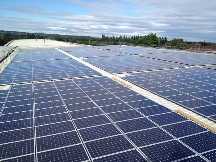 South Africa To Debut The Largest Rooftop Solar Photovoltaic Pv System Energy Solutions1 Solar Energy Projects Solar Photovoltaic