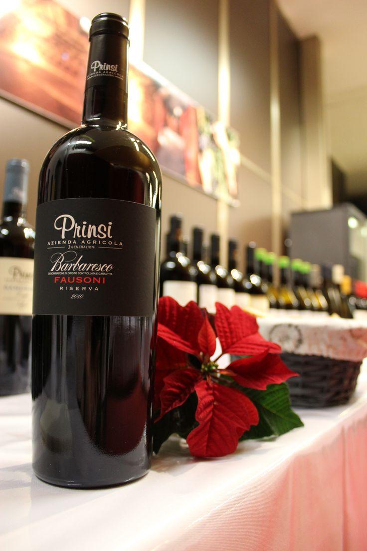 """Fausoni"" Barbaresco  Az. Vinicola Prinsi #wine #italy #vinrouge #vinitaly #prinsi #piemonte #winesgeneva #vinoitaliano"